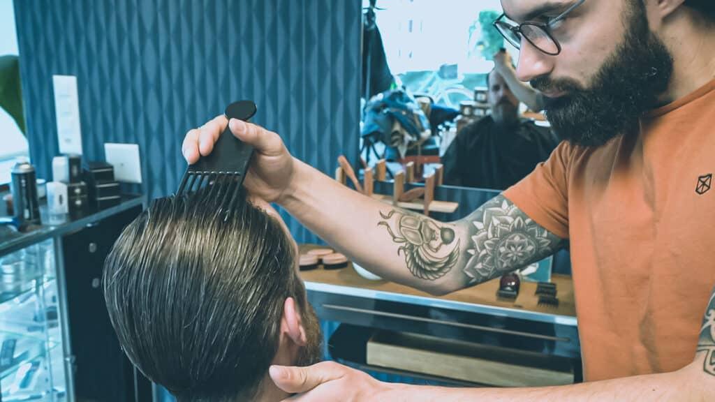 Barbiere aus Leidenschaft