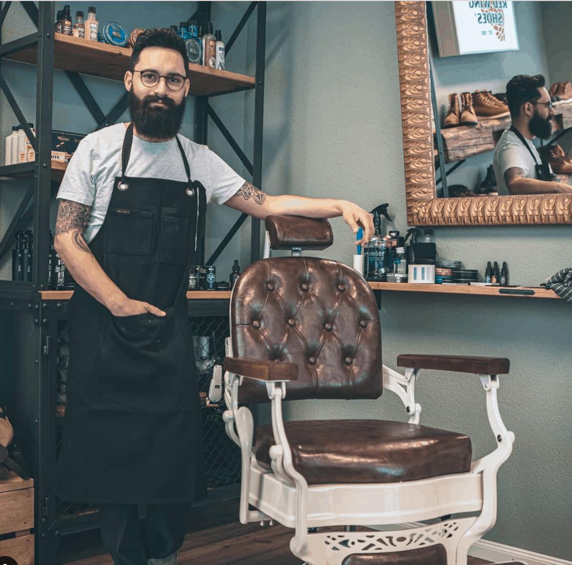 Barber in chur